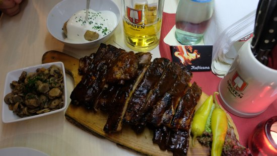 The Ribs - Photo de Rusticana, Munich - TripAdvisor