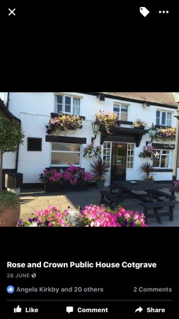 Rose and Crown Public House  Cotgrave