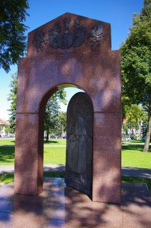 Monument of Jonas Karolis Chodkevicius