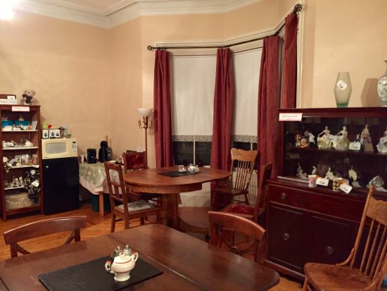 Jonah Place : Breakfast room