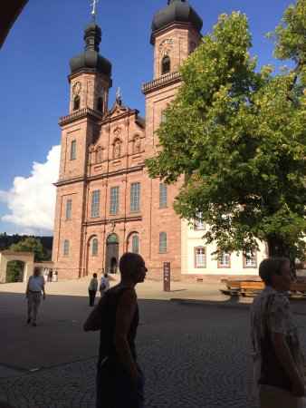 St. Peter im Schwarzwald, Германия: Good food,great scenery and lovely walks