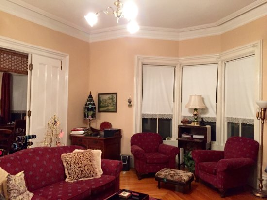 Sussex, Canadá: Living room
