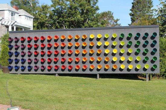 Saint Andrews, Canadá: sculpture