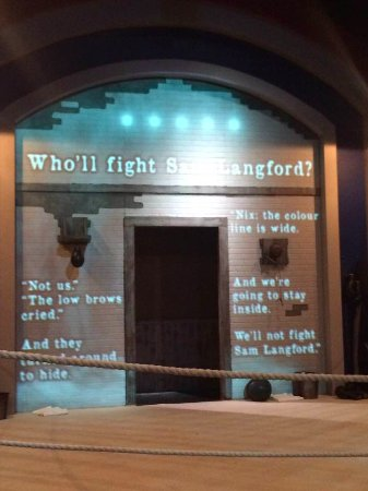 Parrsboro, Canadá: Who'll fight Sam Langford?