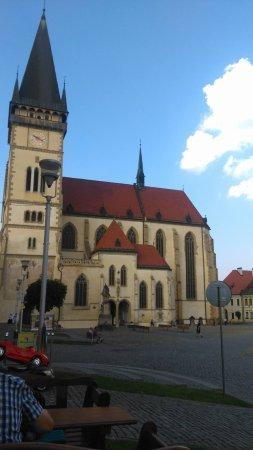 Bardejov, Slovakia: Bazylika św.Idziego
