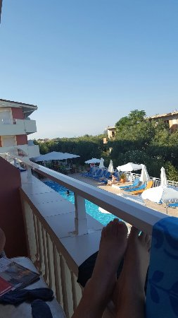 Zante Pantheon Hotel: 20160916_174424_large.jpg