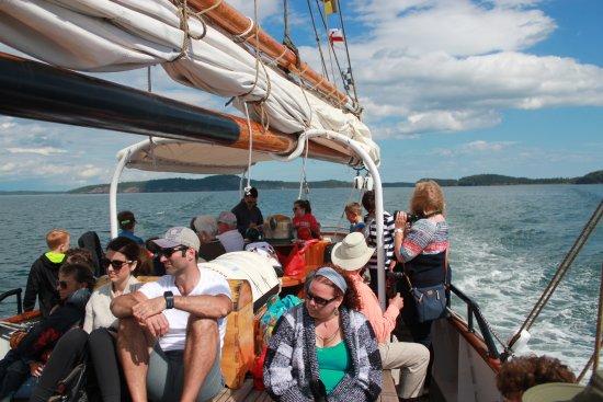 เซนต์แอนดรู, แคนาดา: boat