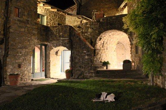 Azienda Agrituristica Costa d'Orsola: Oud dorp gerenoveerd tot vakantieverblijf.