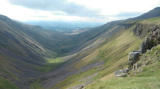Cumbria, UK: Great loop walk