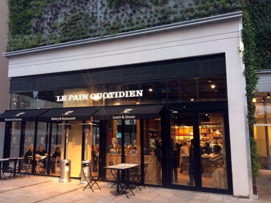 Photo of Bakery Le Pain Quotidien at Avenida Del Libertador 2413, Olivos, Argentina