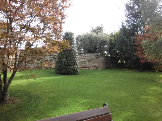 Stezzano, Italia: parco hotel