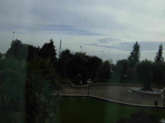 Stezzano, Italia: vista dalla camera