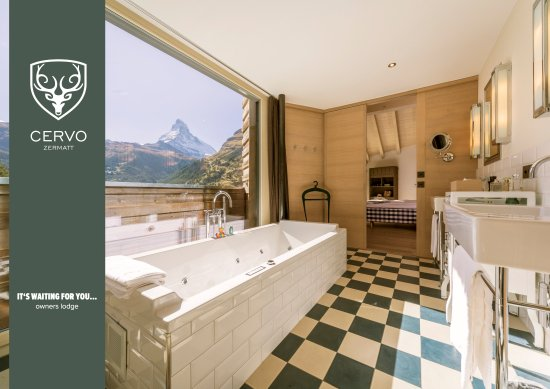CERVO Zermatt: Owners lodge