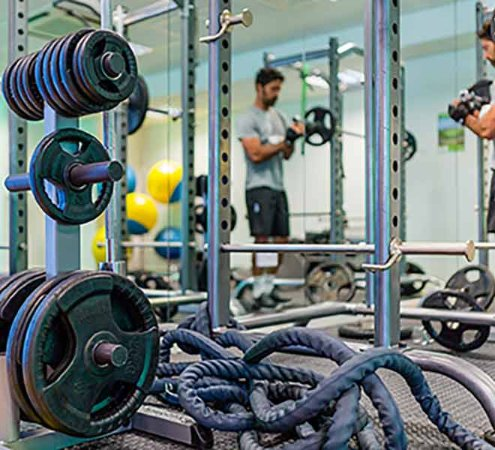 A Gym With Functional Training Equipment Picture Of Pyramids Centre Portsmouth Portsmouth