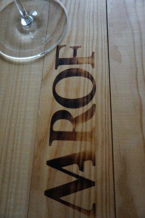Winery Marof: Marof Logo