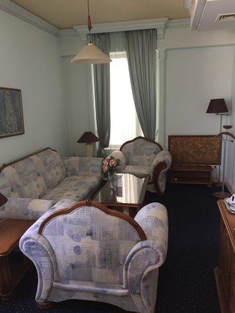 Hotel Maria Luisa: Suite 404