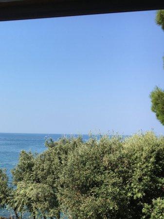 Resort Belvedere: Sea view