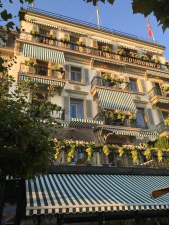 Hotel des Trois Couronnes Photo
