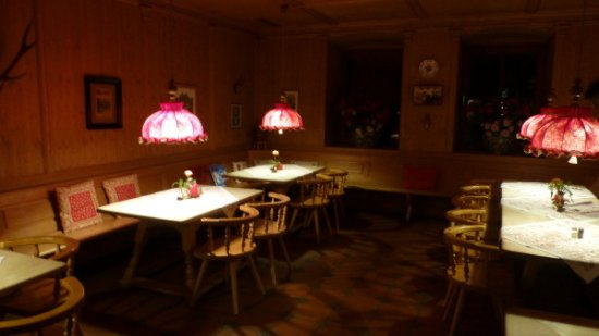 Bodenwohr, Alemania: One of the small dinning rooms