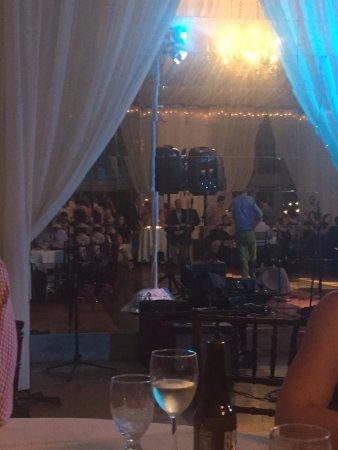 Afton, VA: Inside venue
