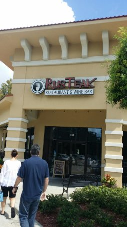 Ocoee, FL: Entrance.