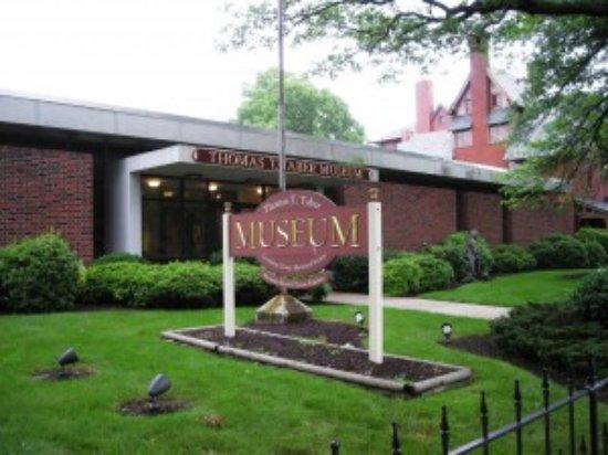 Williamsport, Pensilvania: Thomas T. Taber Museum