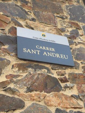 Capilla de Sant Adreu