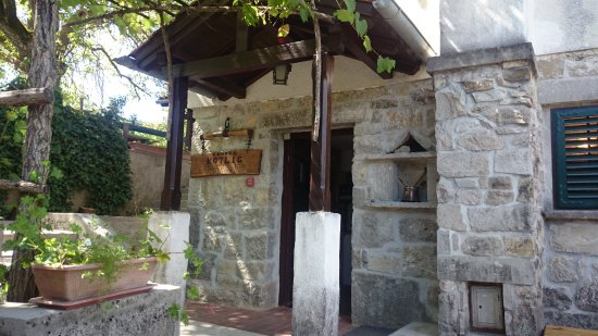 Istria, Kroatien: Eingang
