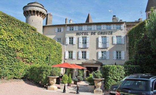 Hotel de Greuze Photo