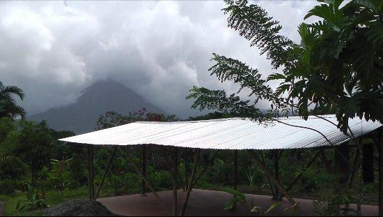 El Castillo, Costa Rica: Yoga classes run every morning at Essence Arenal