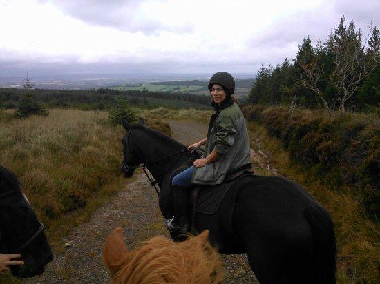 Birr, Irland: Noel took everyone's picture :)