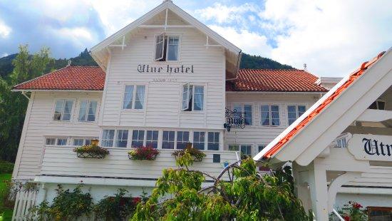 le bel hôtel Utne