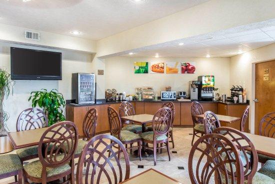 Clinton, Tennessee: Breakfast Room