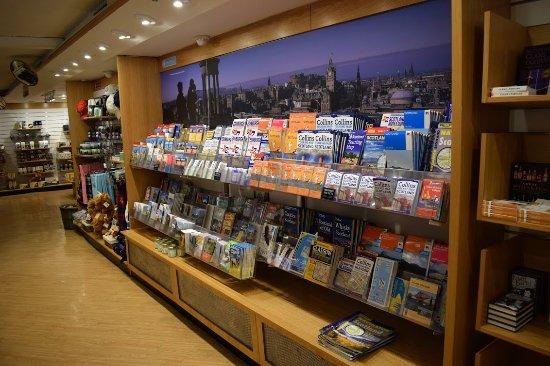 Edinburgh VisitScotland Information Centre: Travel
