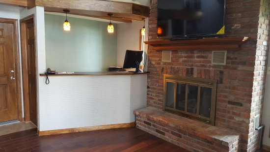 Lewiston, Nowy Jork: Front Desk