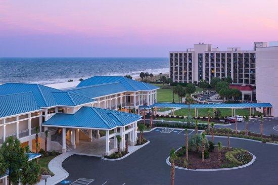 DoubleTree Resort by Hilton Myrtle Beach Oceanfront: Exterior