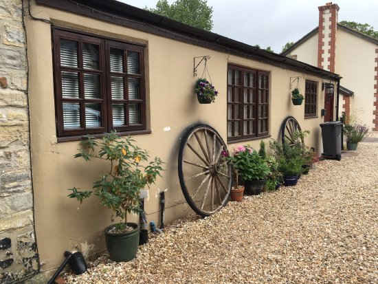 Axminster, UK: Weycroft Mill House Bed & Breakfast