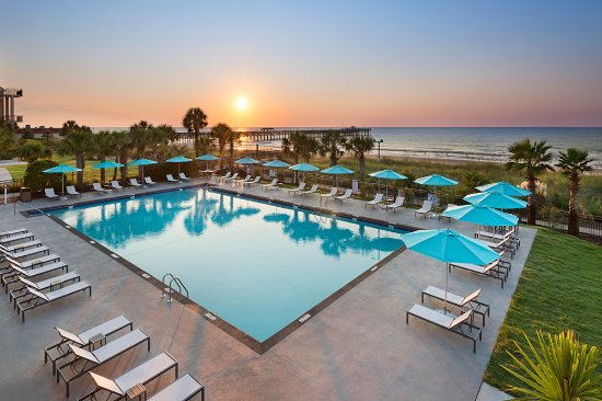 DoubleTree Resort by Hilton Myrtle Beach Oceanfront: Ocean Pool