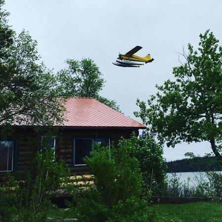 Red Lake, Kanada: Main Lodge