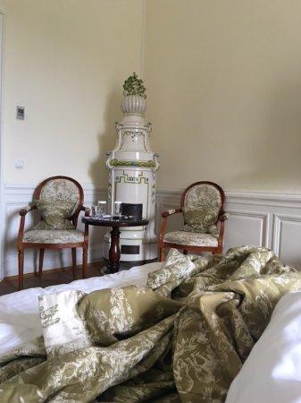 Villa Rothschild Kempinski Photo