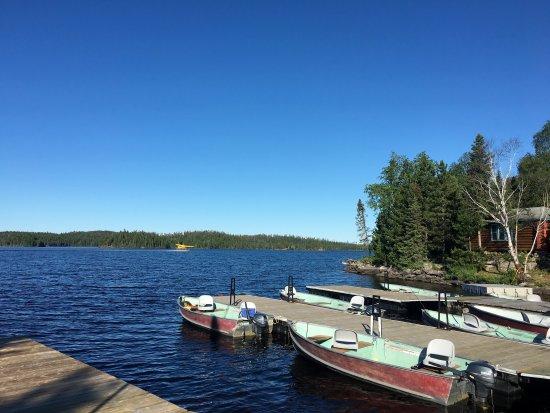 Red Lake, Kanada: Main Docks