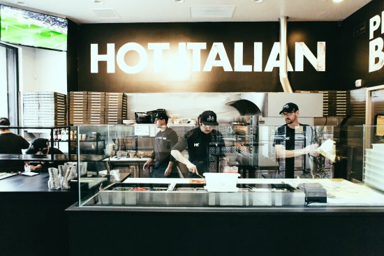 HOT ITALIAN Davis is Green Business Gold Certified.