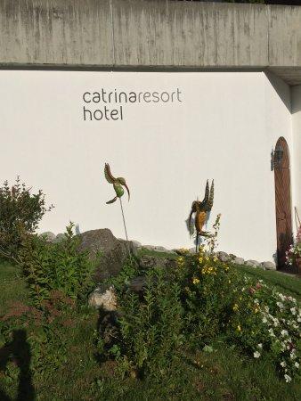 Disentis, Suiza: Hotel Aussen