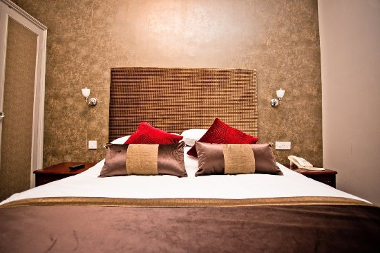 Wards Hotel: Rooms