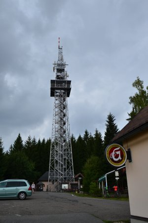 Usti nad Orlici, Czech Republic: rozhledna