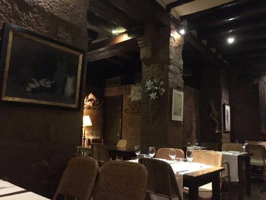 Cafe De L'Academia: Interior