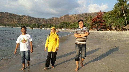 Desa Sekotong Barat, Indonesien: Pantai Senggigi