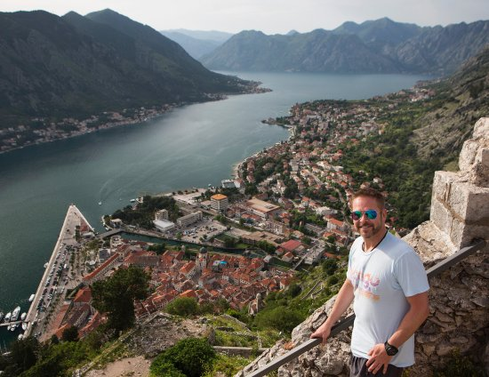 Top Of The Wall Kotor Montenegro Picture Of Savor The Experience