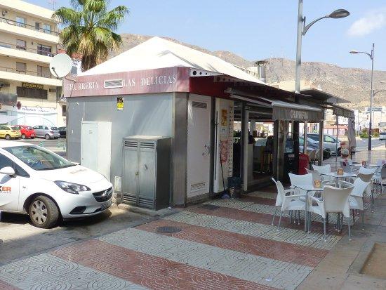 Churreria Las Delicias : Exterior
