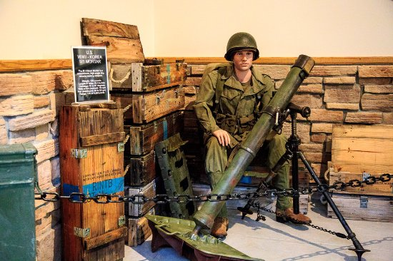 Armed Forces Display & Gifts: What's this, in the corner!